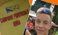 Simone Verticchio conquista il titolo di Campione Provinciale 2016