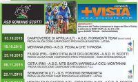 II^ prova del Trofeo Romano Scotti + Vista Lazio Cross